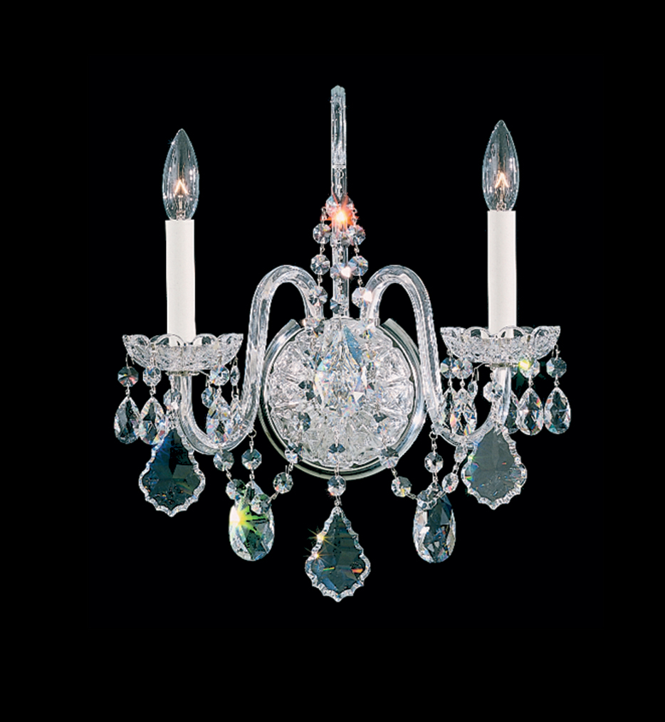 """Olde World 16"""" Wall Sconce"""