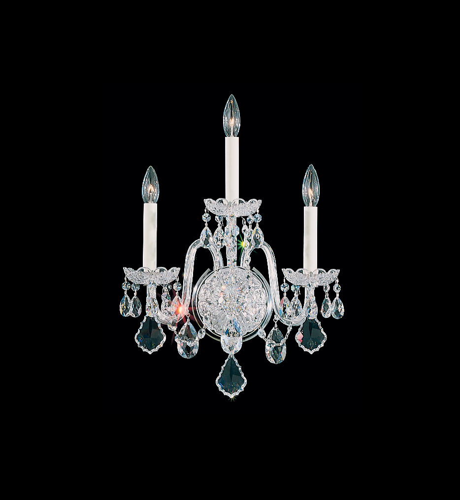 """Olde World 20"""" Wall Sconce"""