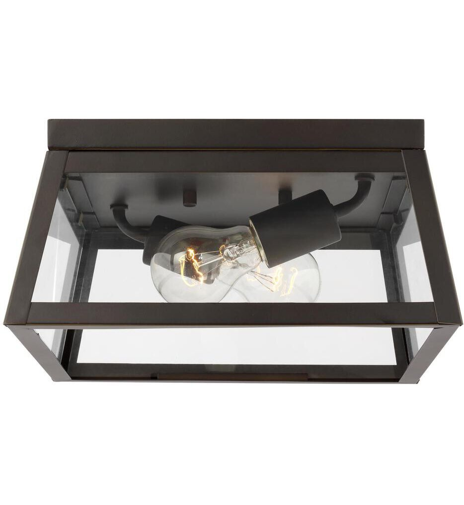 """Founders 11.5"""" Outdoor Flush Mount"""