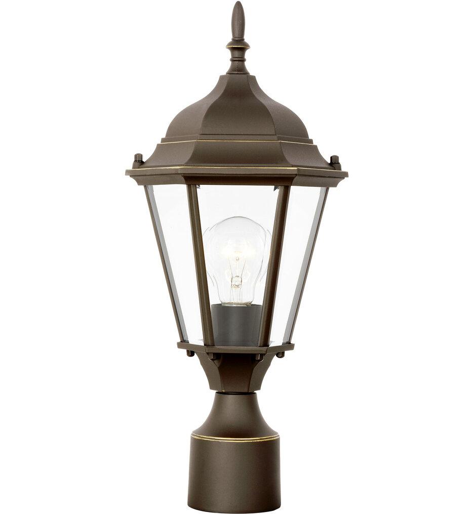 Bakersville Outdoor Post Lantern