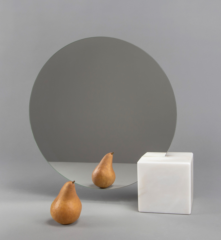 Pi Table Mirror