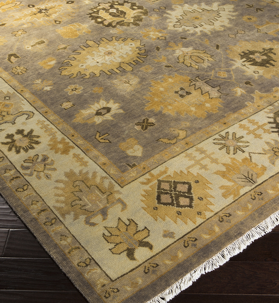 Istanbul Traditional Hand Knotted Rug