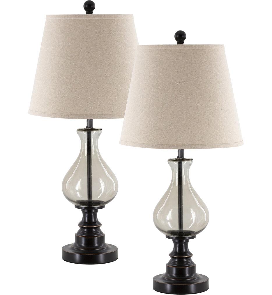 """Maarten 26.75"""" Table Lamp (Set of 2)"""