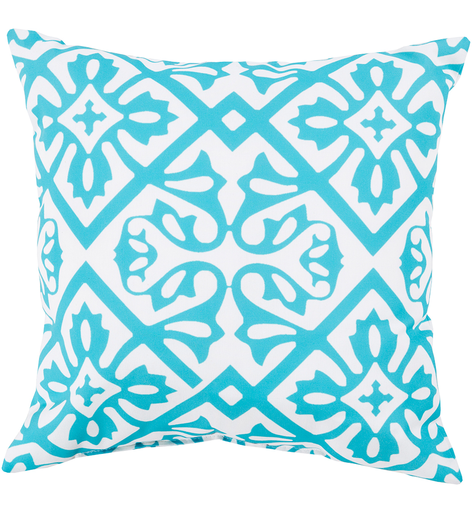Large Damasks Decorative Pillow