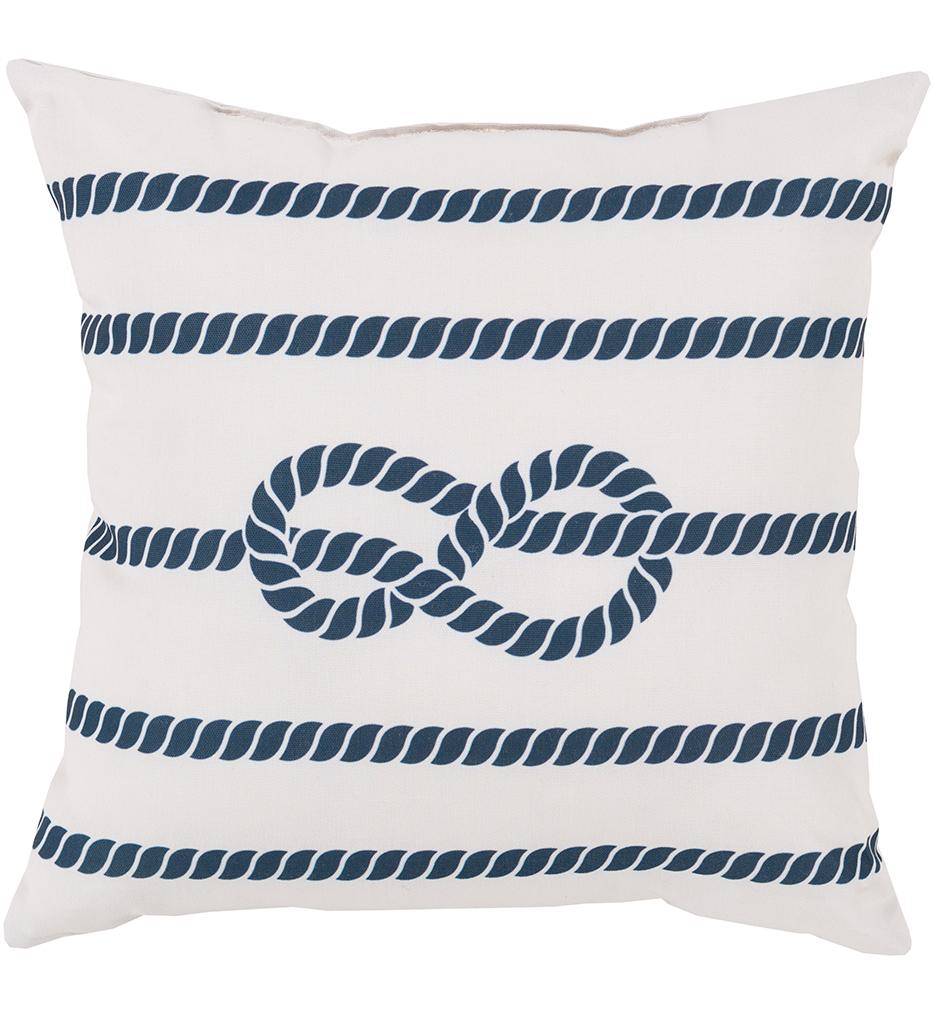 Sailor's Knot Decorative Pillow