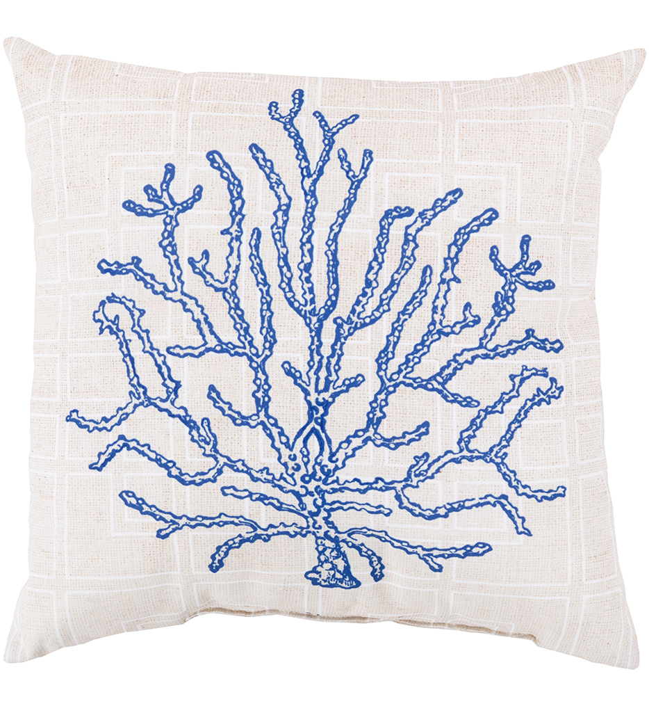 Coral Decorative Pillow