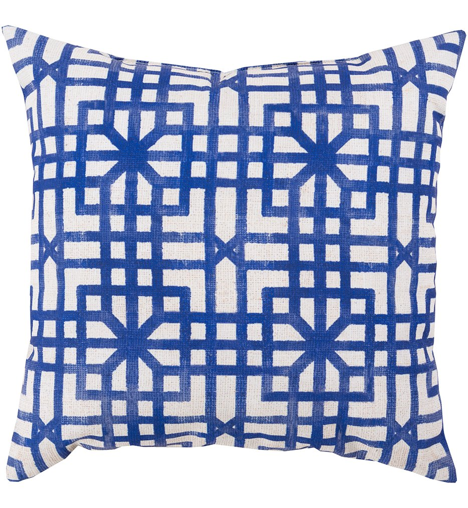 Squares Decorative Pillow