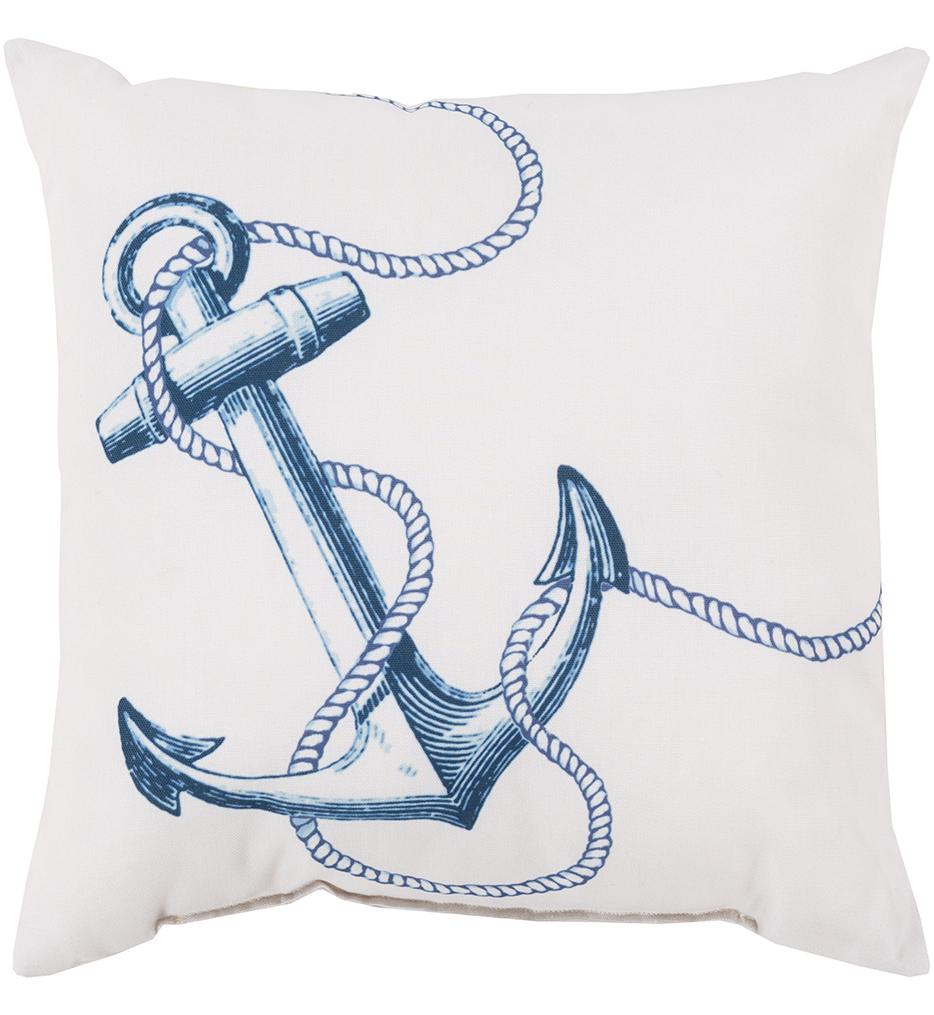 Anchors Aweigh Decorative Pillow