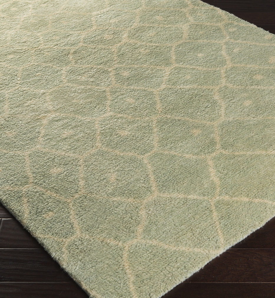Utopia Modern Hand Knotted Rug