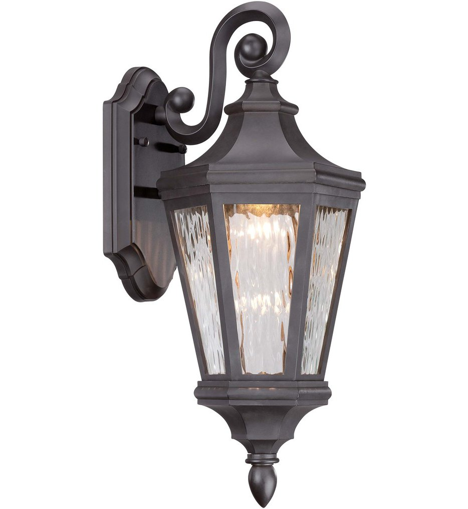 """Hanford Pointe 19"""" Outdoor Wall Light"""