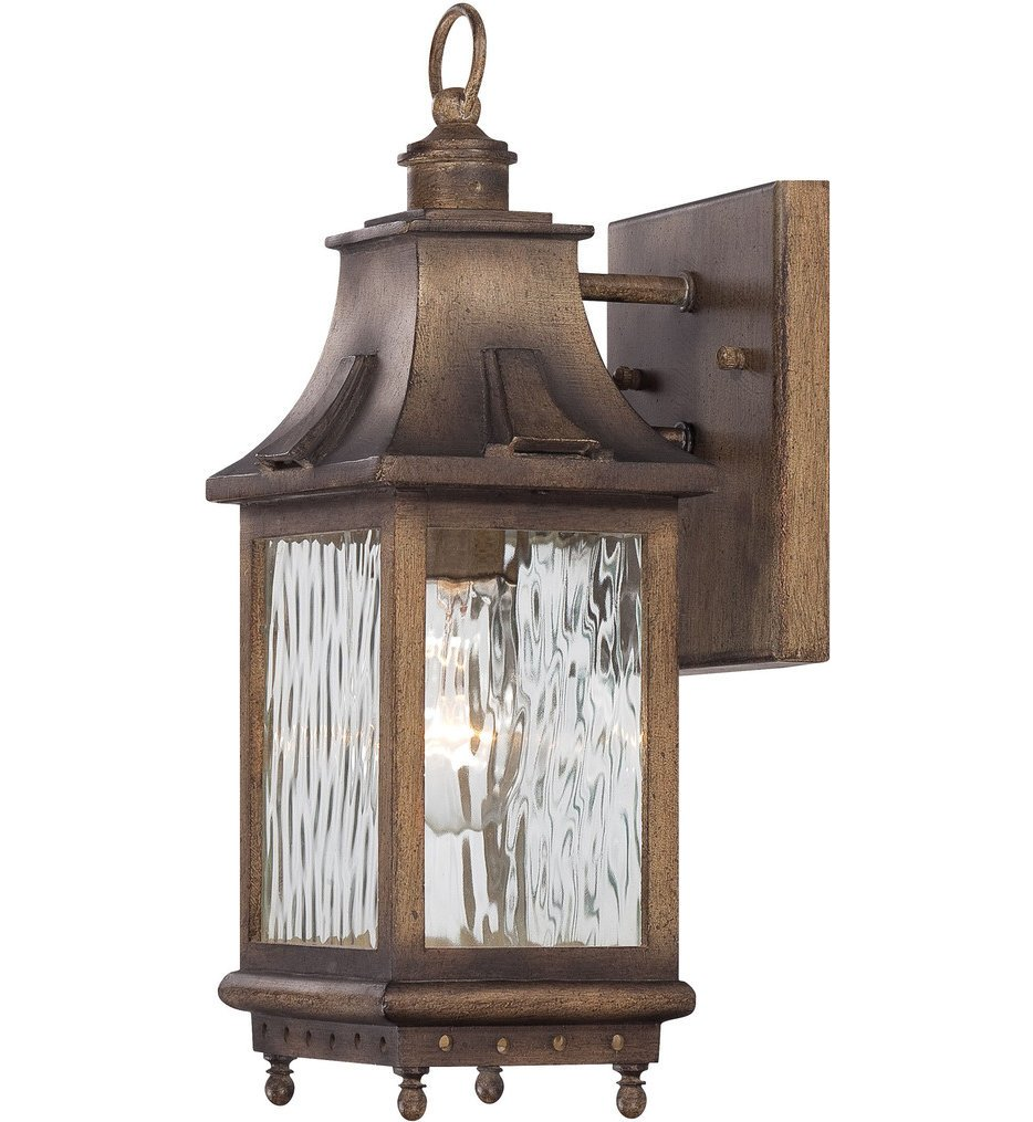"Wilshire Park 13.75"" Outdoor Wall Light"
