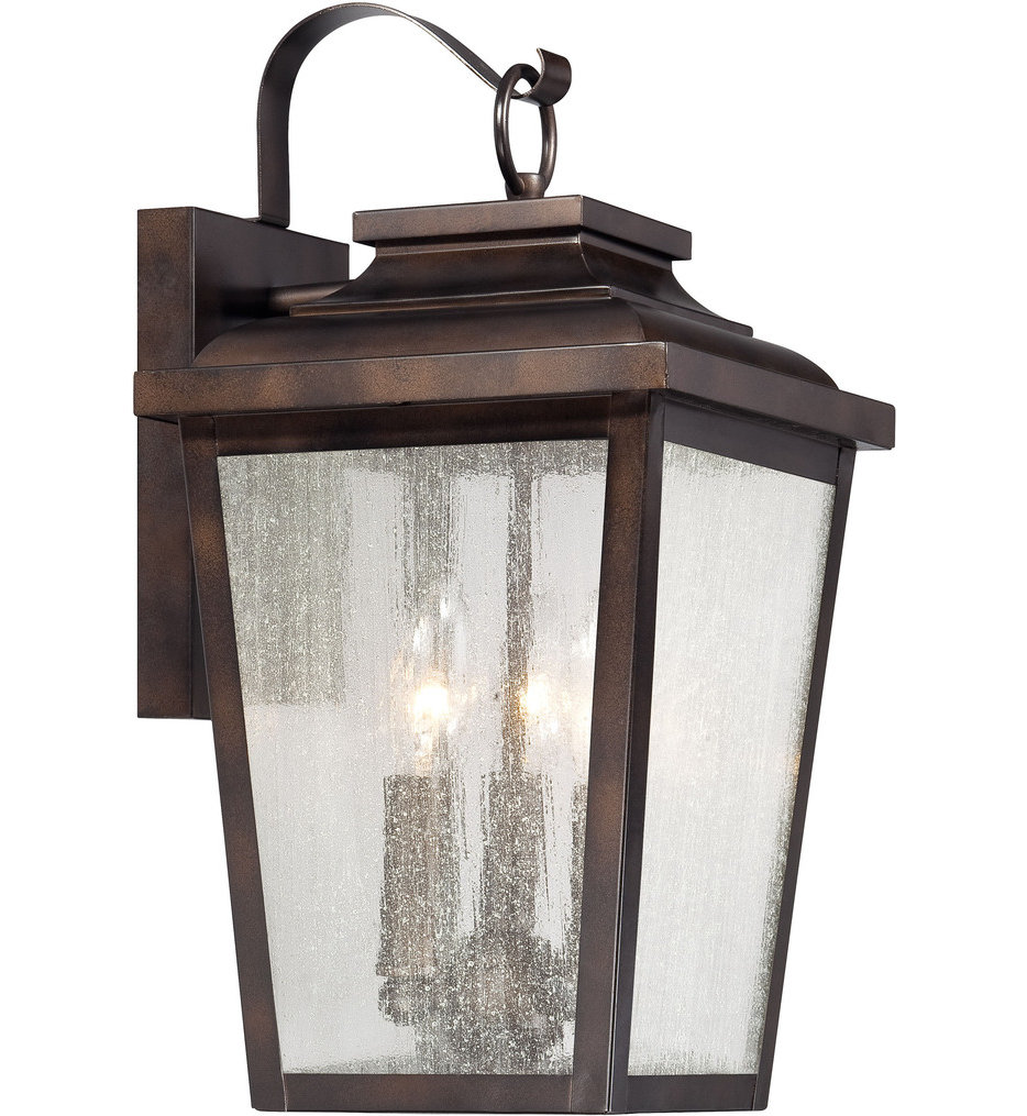 "Irvington Manor 16.75"" Outdoor Wall Light"