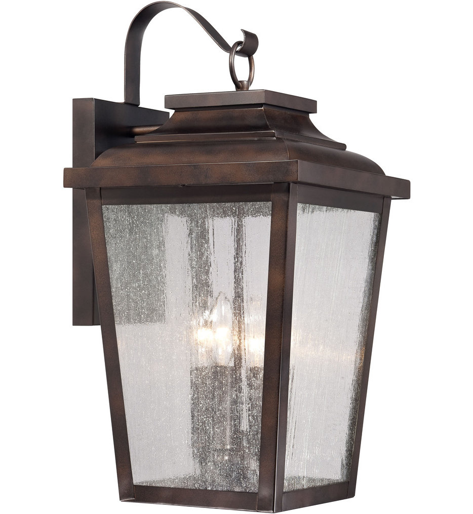 "Irvington Manor 20.75"" Outdoor Wall Light"