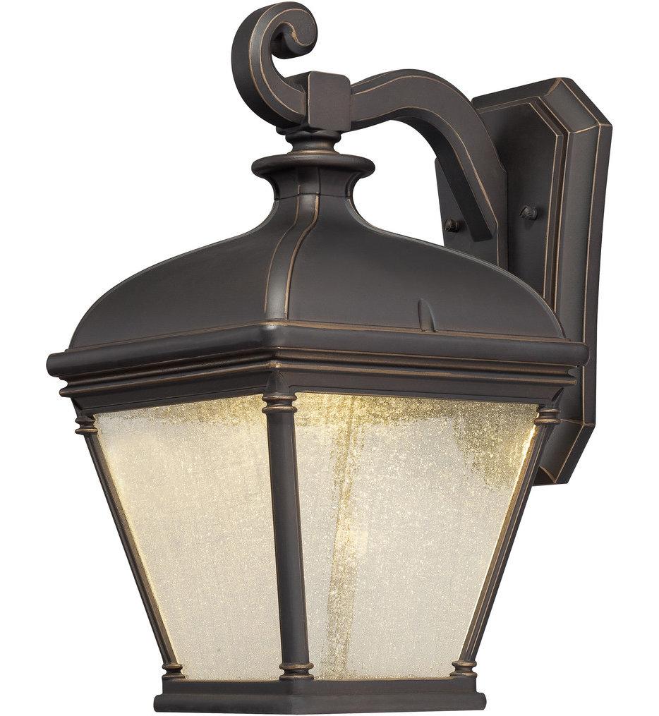 "Lauriston Manor 15.75"" Outdoor Wall Light"