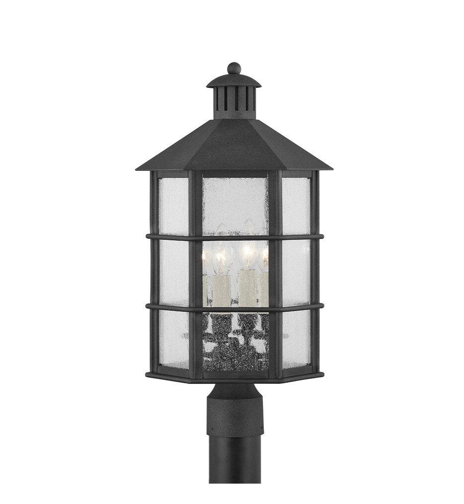 "Lake County 21.25"" Post Light"