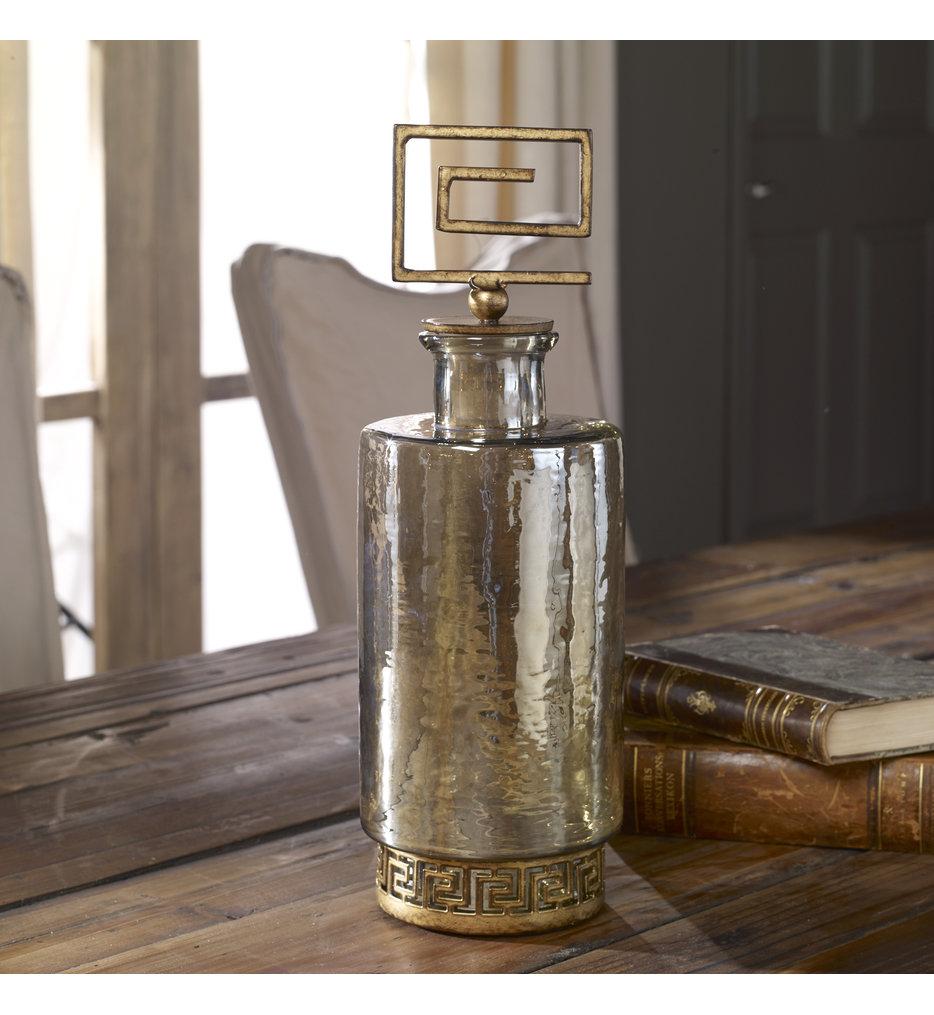 Neev Luster Glass Decanter