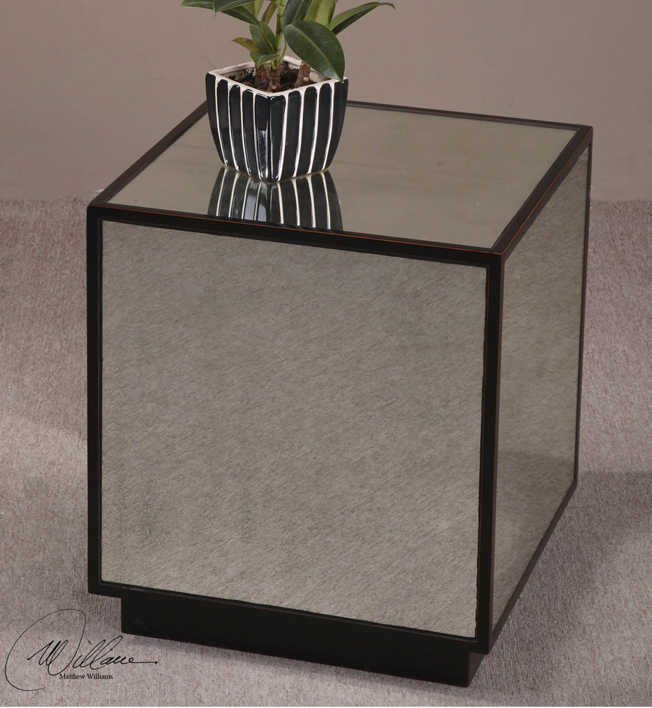 Matty Accent Table