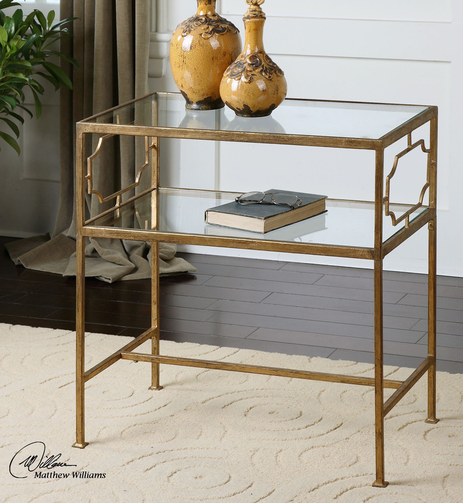 Genell Accent Table