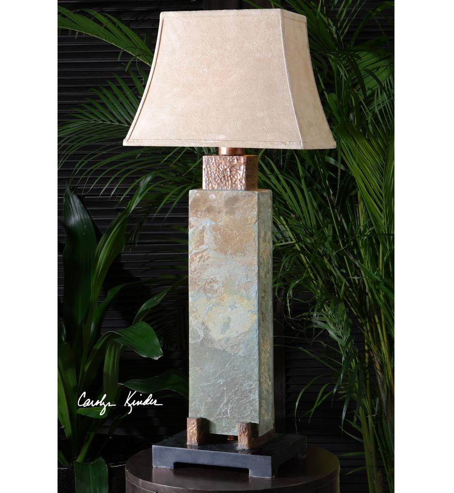 "Slate 37"" Table Lamp"