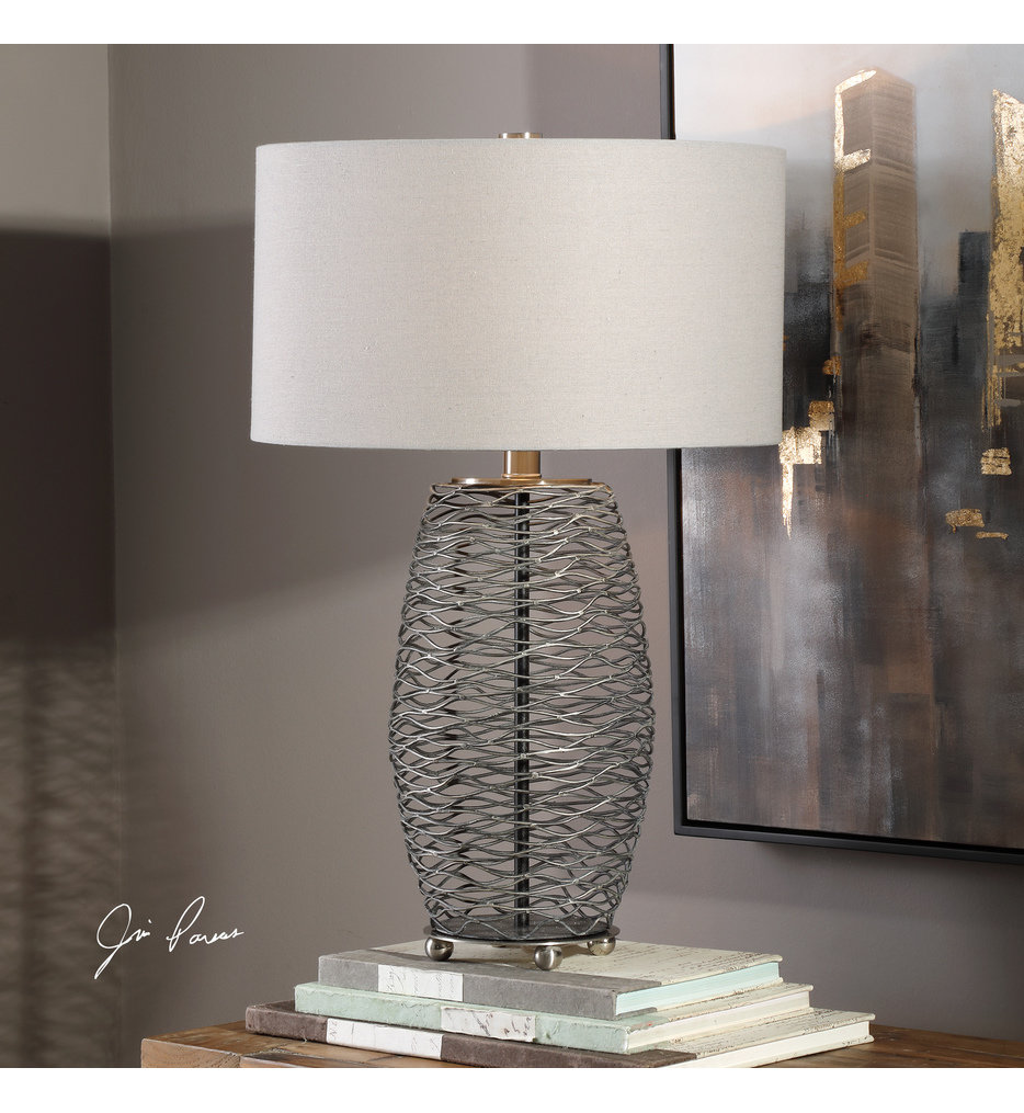 """Sinuous 28"""" Table Lamp"""