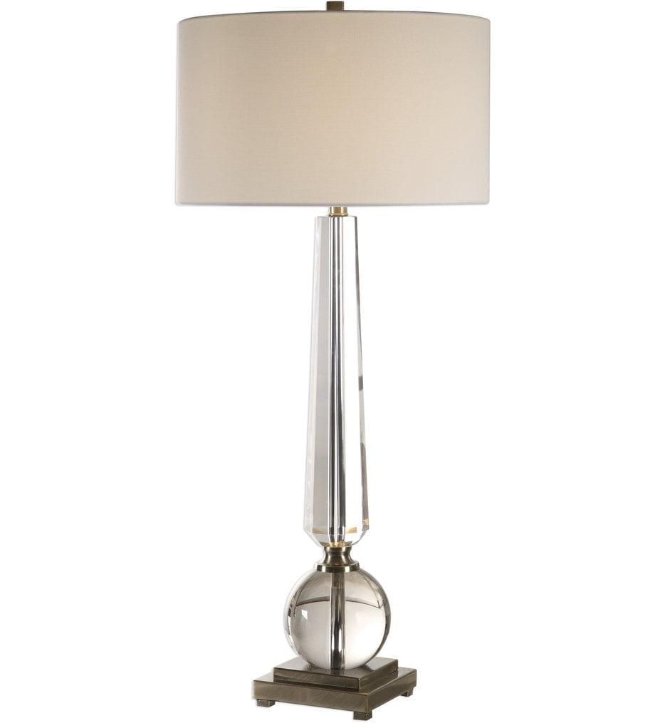"Crista 38.25"" Table Lamp"