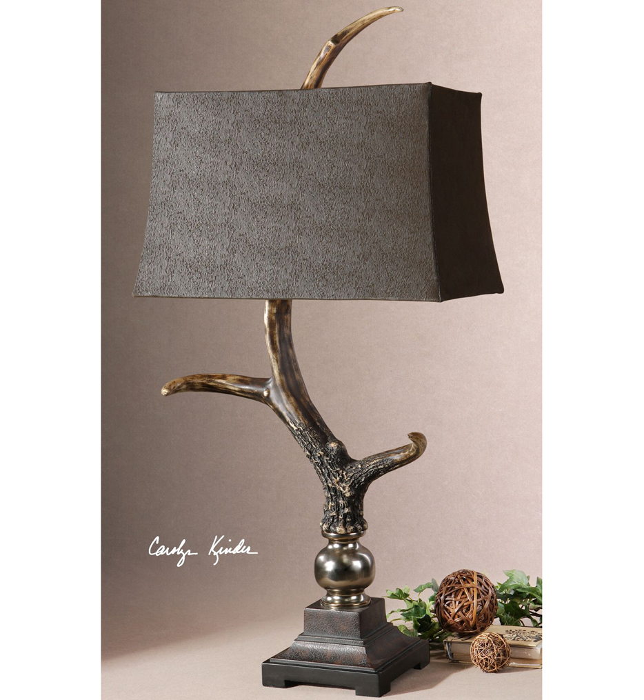 """Stag Horn 34.25"""" Table Lamp"""