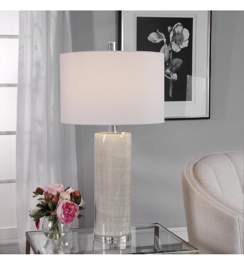"Zesiro 32"" Table Lamp"