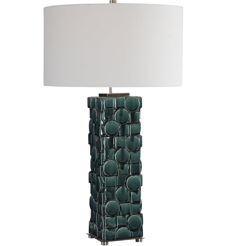 "Geometry 31"" Table Lamp"