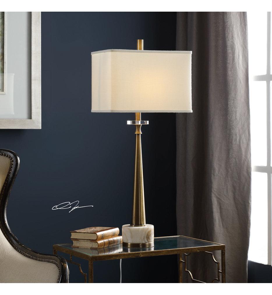"Verner 34"" Table Lamp"