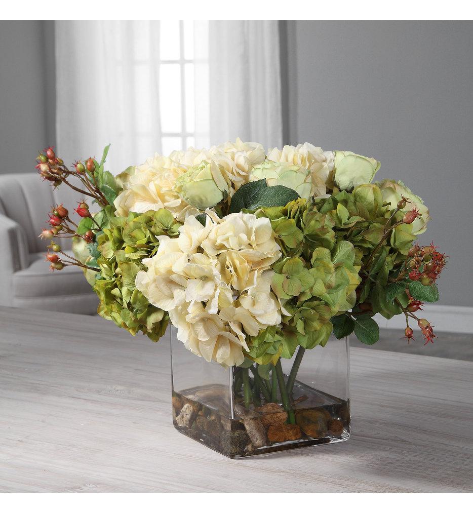 Cecily Hydrangea Bouquet