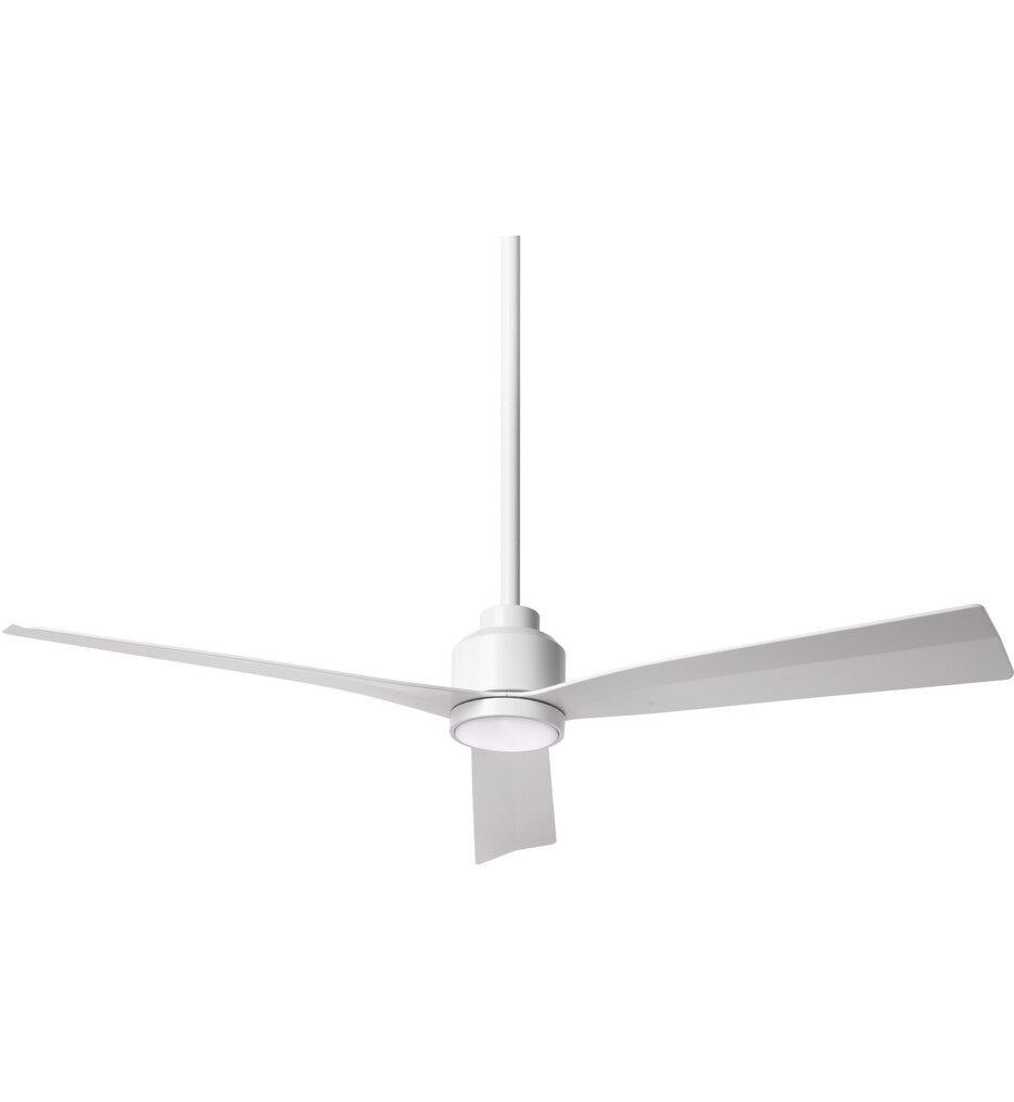 """Clean 52"""" Ceiling Fan"""