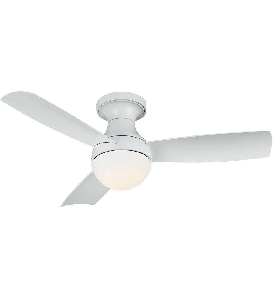 """Orb 44"""" Flush Mount Fan"""