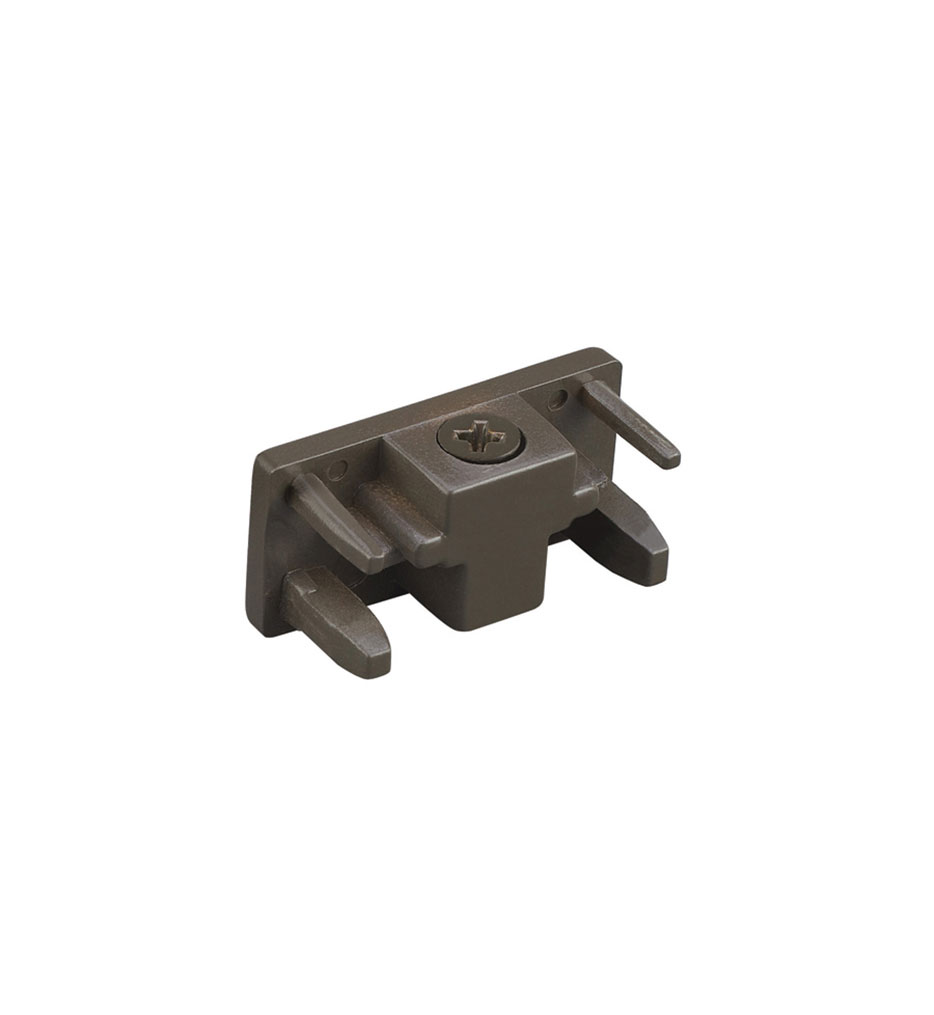 Bronze HSeries End Cap for Track