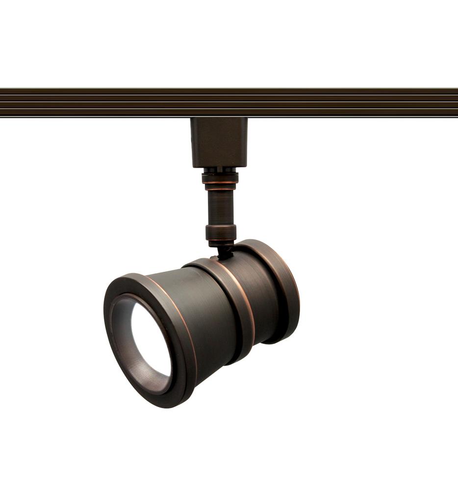 Summit 208 AC LED 15 Watt Adjustable Beamshift Track Head