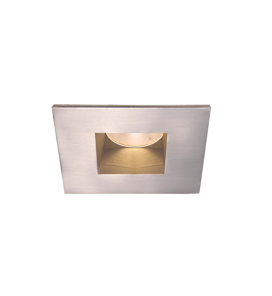 "Tesla LED Spot Beam Square Open Reflector 2"" Recessed Trim"