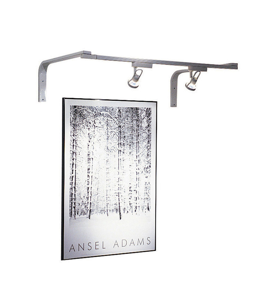 """24"""" Wall Extension Track Bracket"""